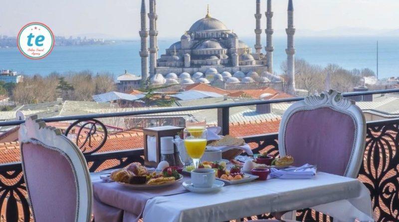 туры в Стамбул от 24795 руб.