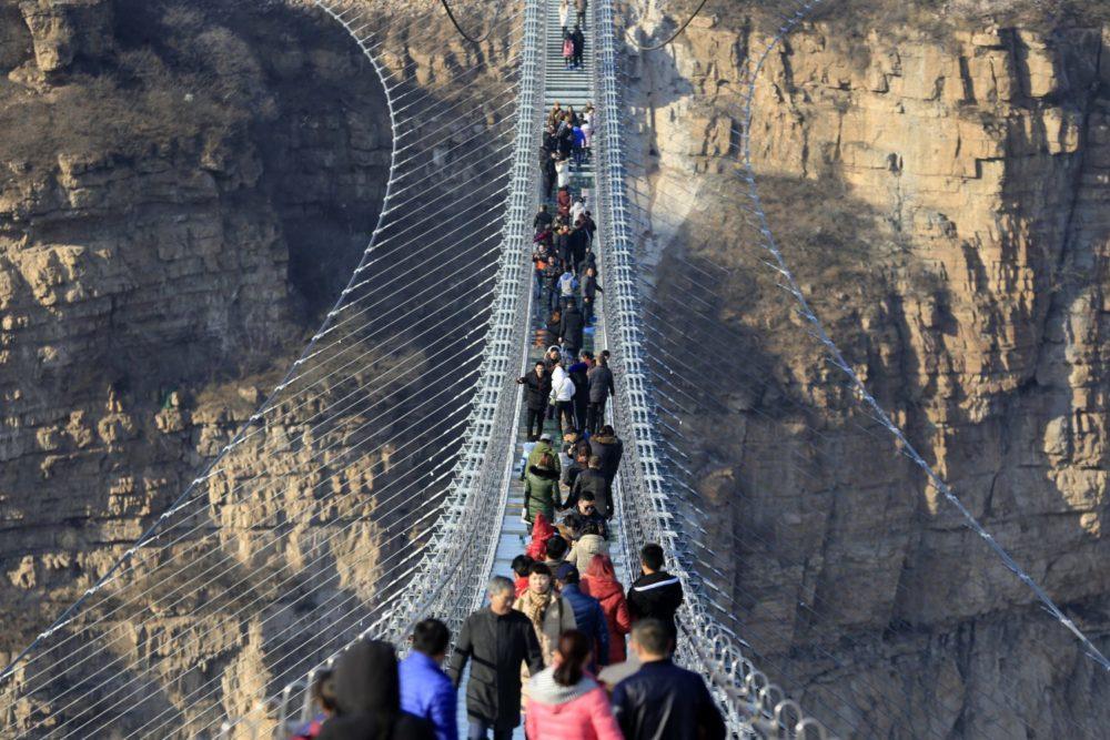 Топ-5 самых длинных пешеходных мостов в мире
