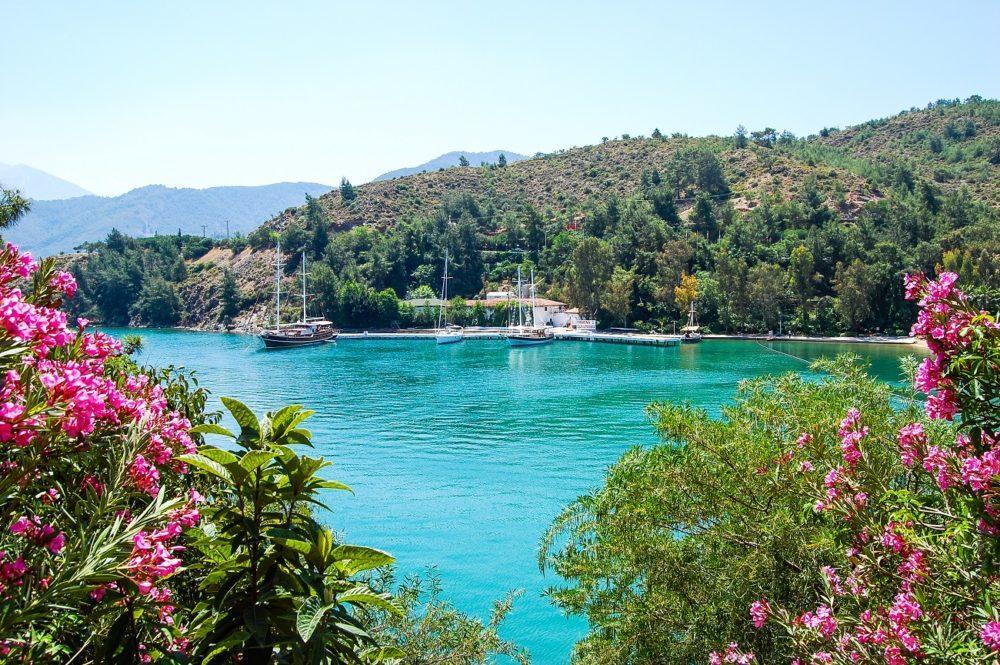самые популярные курорты Турции