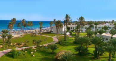 горящие туры в Тунис от 25160 руб.