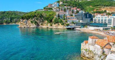 Индивидуальные туры в Черногорию, Будва на 11 дней от 22290 руб.