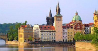 туры в Чехию от 17200 руб.