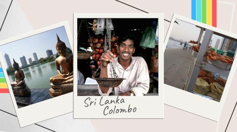 4 причины посетить Коломбо, Шри-Ланка