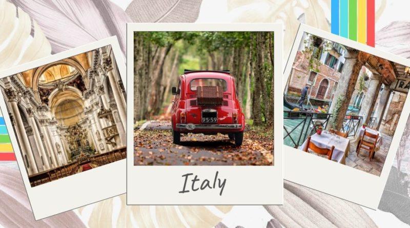Туры в Италию от 11805 руб.