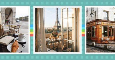 Париж волшебная нота города